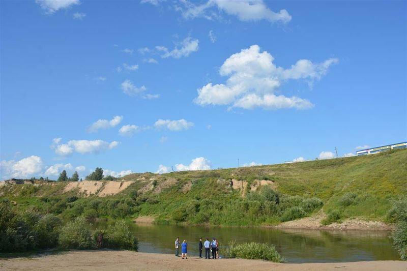 Полиция Северного Казахстана выявила свыше 20 случаев купания в неустановленных местах