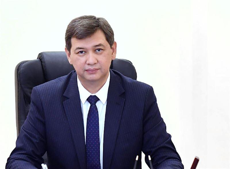 Главный государственный санитарный врач РК Ерлан Киясов обратился к казахстанцам