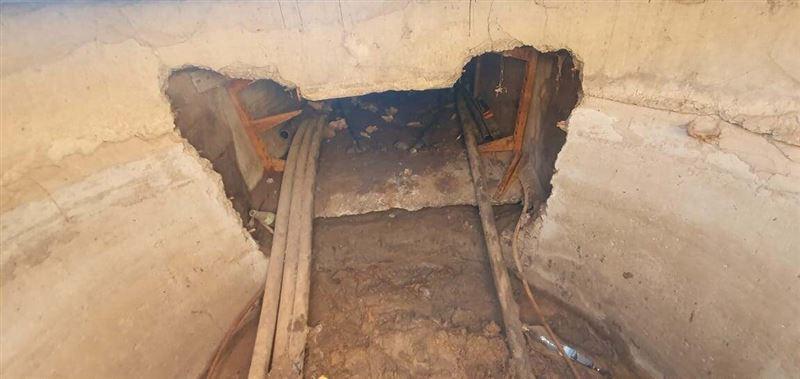 В Нур-Султане задержали серийных похитителей кабеля