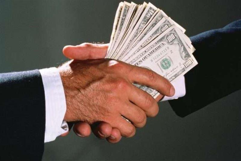 На 28 миллионов тенге оштрафован бизнесмен в Кокшетау за попытку подкупа