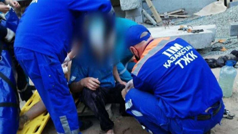 Названа причина обрушения дома в Павлодаре