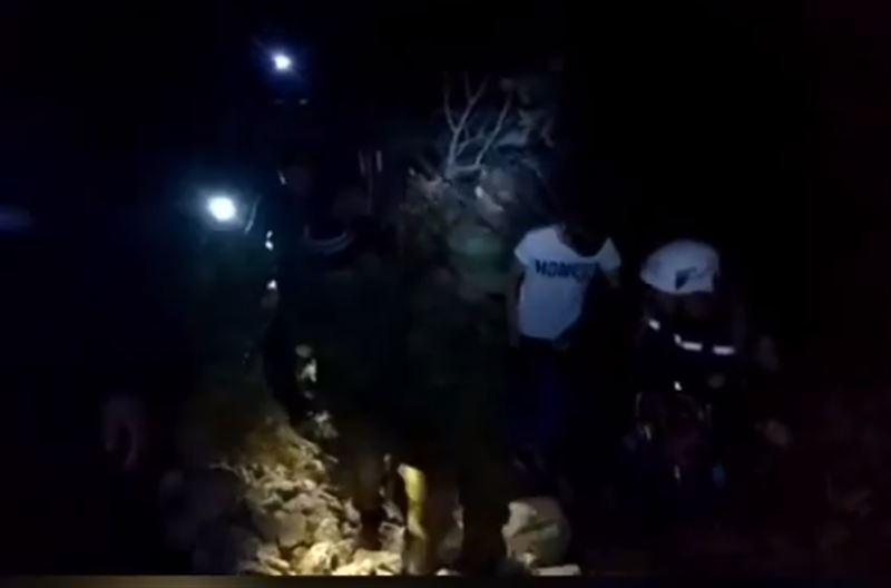 Найдены потерявшиеся в горах Туркестанской области подростки