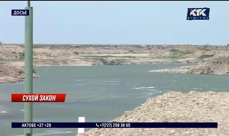 В Аральском районе введут режим ЧС из-за засухи