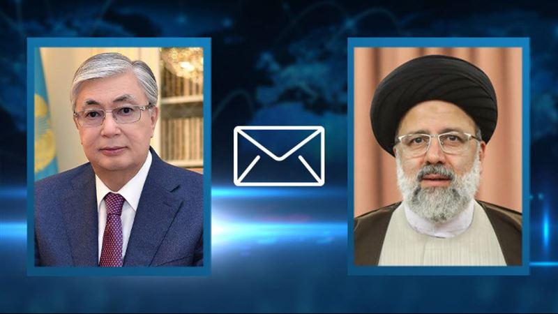 Токаев поздравил нового главу Ирана