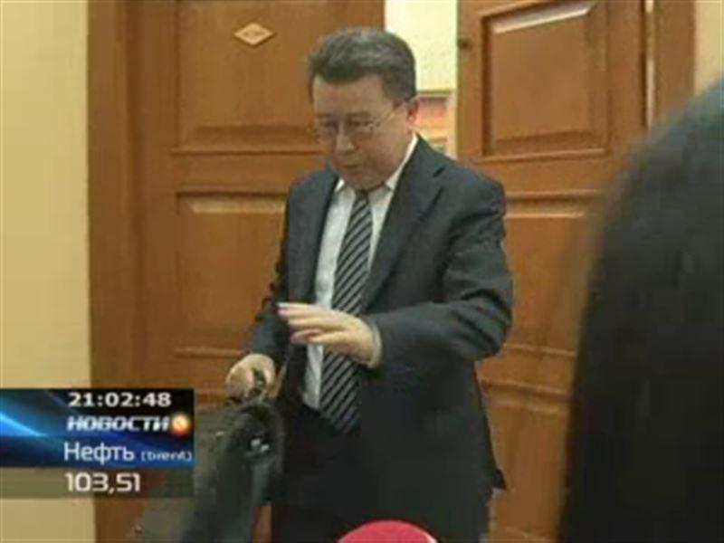 От кого бежал вице-министр иностранных дел Ордабаев?