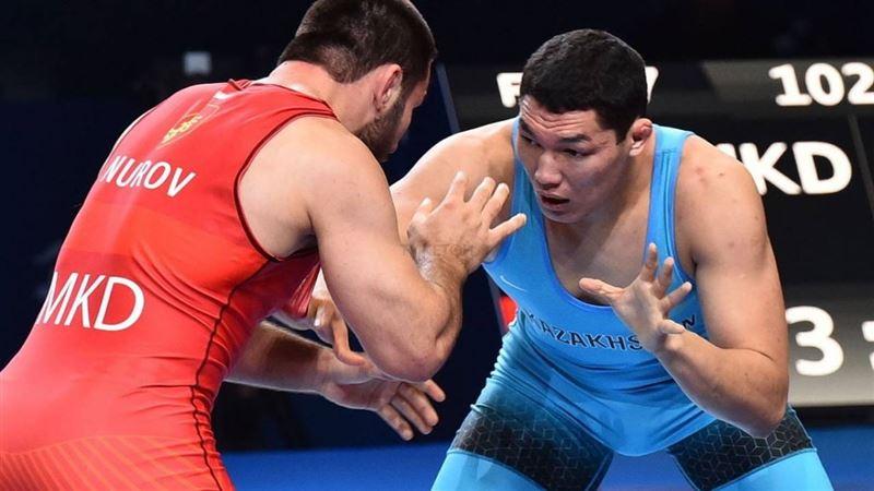 Четыре борца из Казахстана оказались в ТОП-5 мирового рейтинга