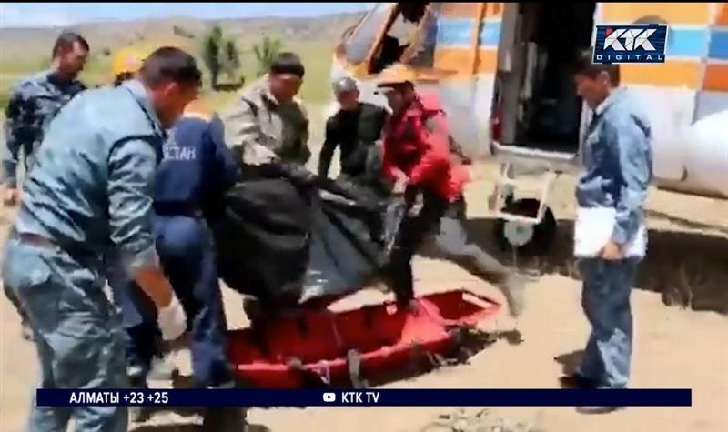 В горах обнаружено тело седьмого пропавшего туриста