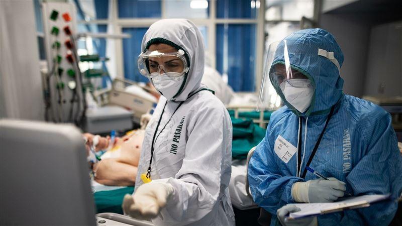 876 адам коронавирус індетінен сауықты