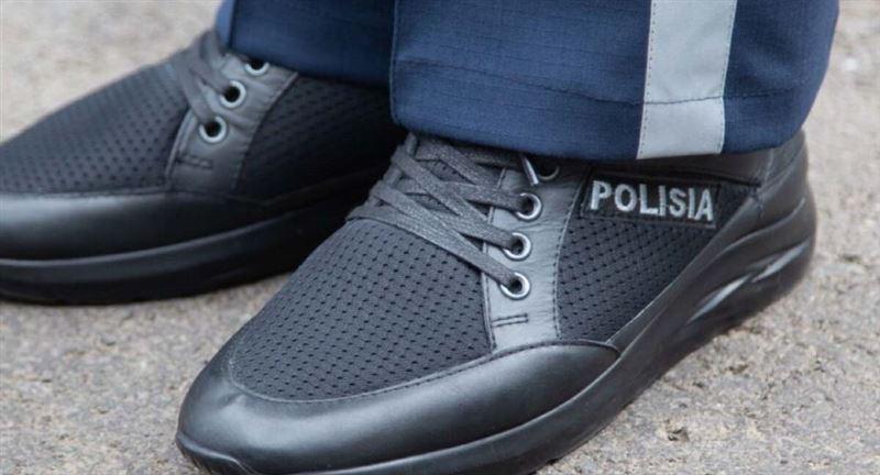 Полицейлер кроссовка киеді: министрлік жаңа форманы көрсетті