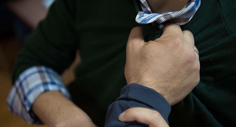 В Кокшетау дорожнику сломали челюсть в результате конфликта