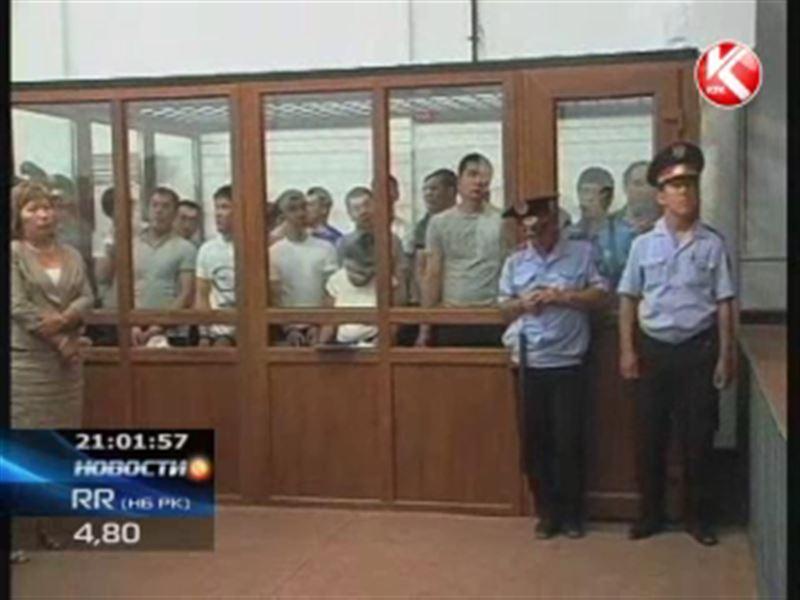 Зачинщиков погромов в Жанаозене выпустят на свободу