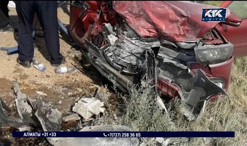 При столкновении Chevrolet и «Лады» погибли двое