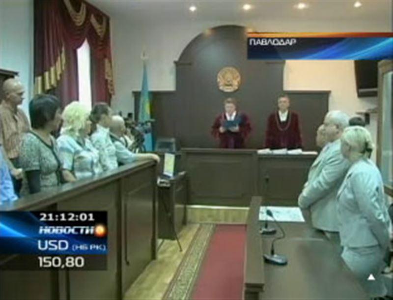 Павлодарский суд оправдал  подозреваемых в убийстве экс-акима Екибастуза и известного в городе предпринимателя Рамазана Жуматаева