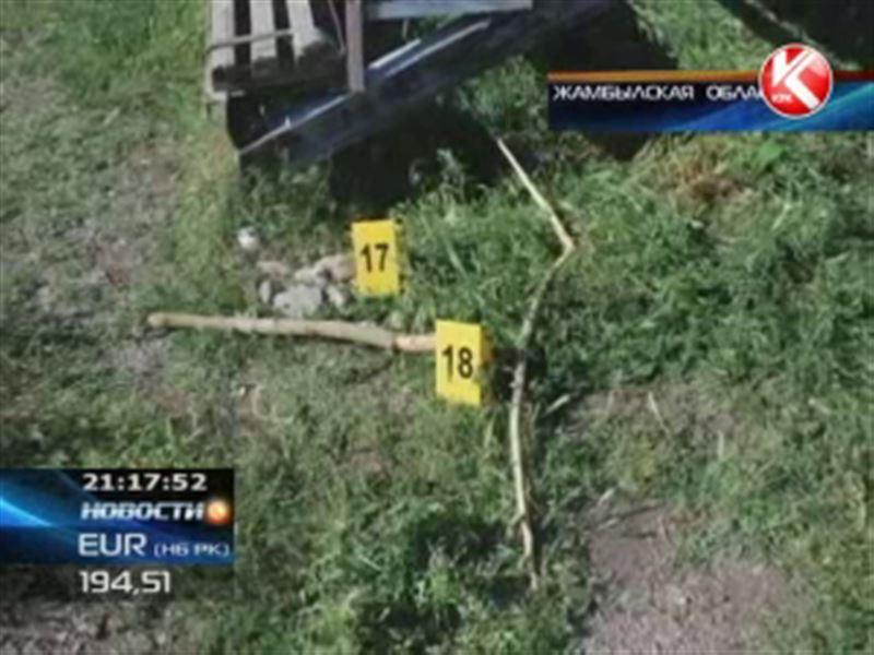 В Жамбылской области неизвестные обстреляли 6 человек