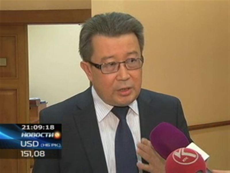 Чиновник-бегун Ордабаев поспорил… на коньяк