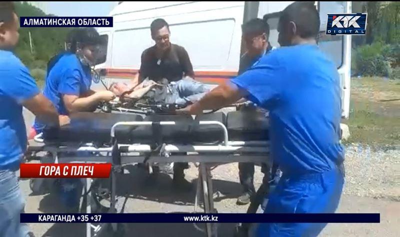 Пропавшую туристку нашли без сознания в районе БАО