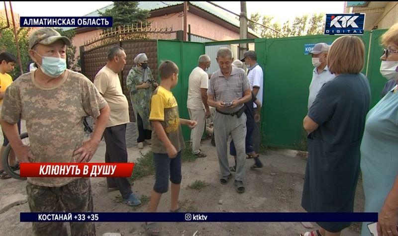 Полторы тысячи кур отравляют воздух в поселке близ Алматы
