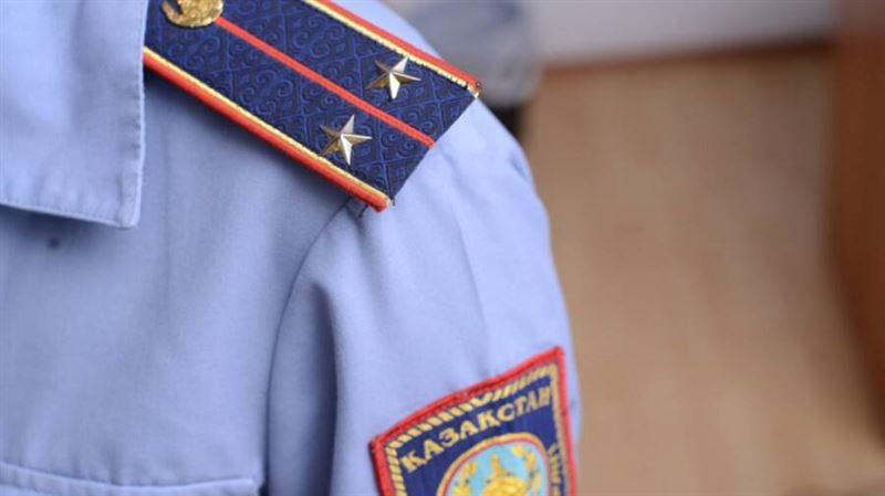 За оскорбление полицейского привлекли к ответственности жительницу Кокшетау