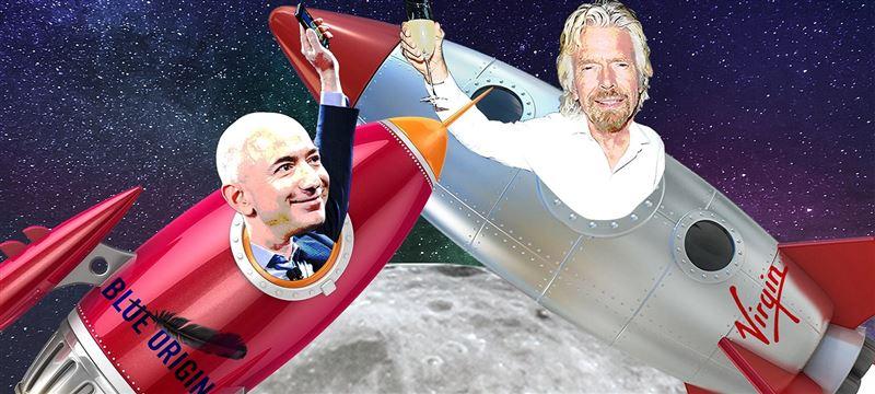 На Джеффа Безоса обрушился шквал критики после полета в космос