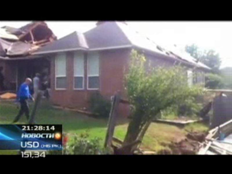 Оклахома страдает от торнадо и наводнений: 18 человек погибли