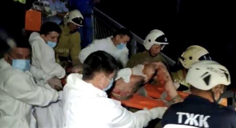 Девочка-подросток получила сильнейшие ожоги после удара током в Шымкенте