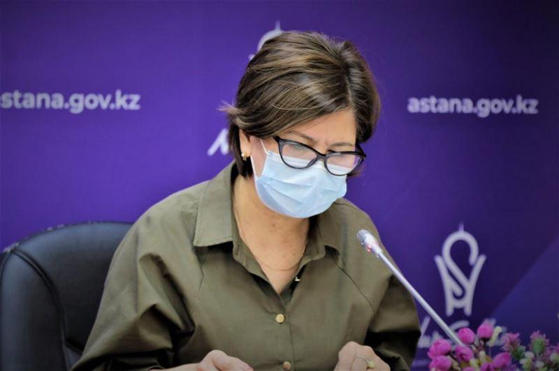 «Эпидситуация в столице остается напряженной» – Жанна Пралиева
