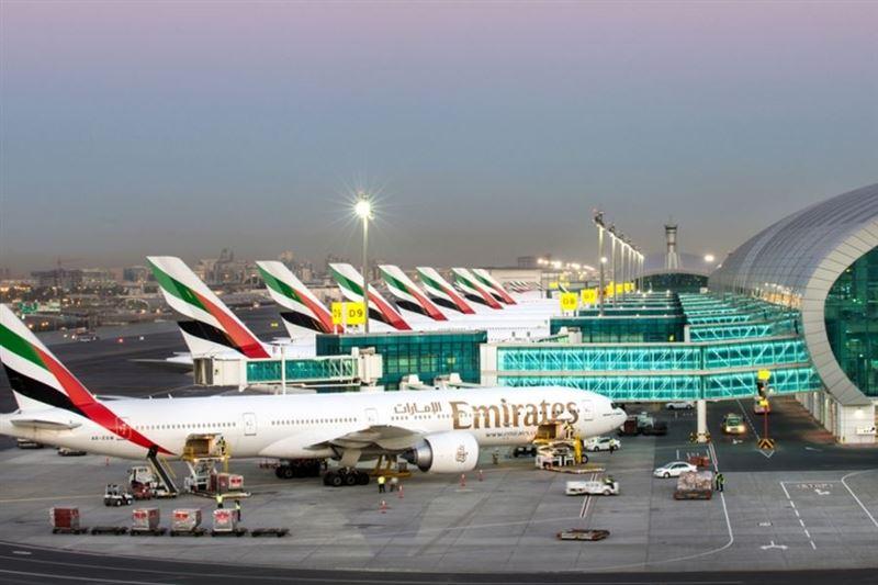 В аэропорту Дубая столкнулись два самолета, никто не пострадал