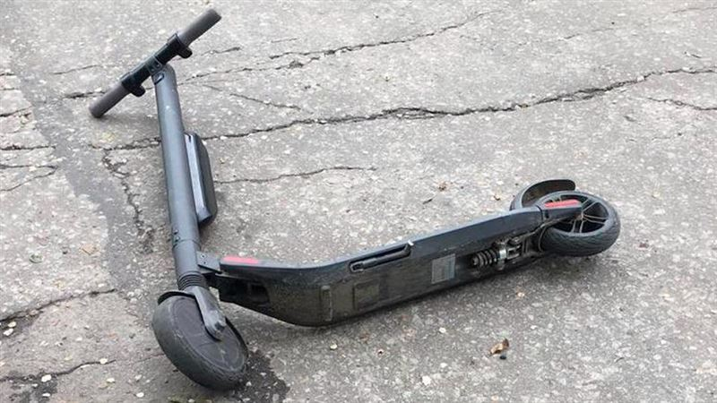 В Костанайской области произошло смертельное ДТП с участием электросамокатчика