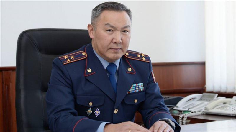 Мурат Баймукашев назначен заместителем министра внутренних дел РК