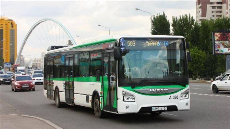 В выходные дни столичные автобусы не будут работать