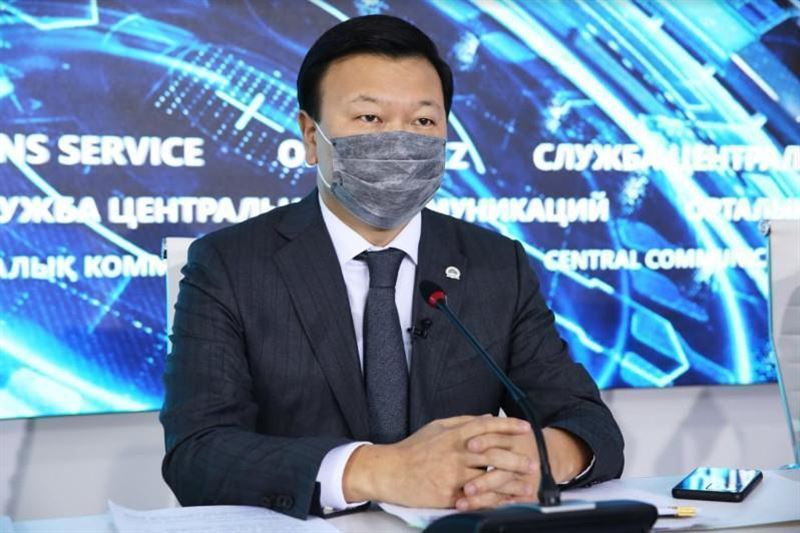 Алексей Цой отставкаға кете ме – Министр жауабы