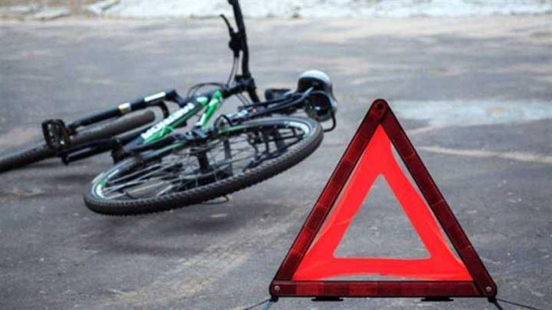 Автомобиль насмерть сбил 48-летнего велосипедиста в Актобе