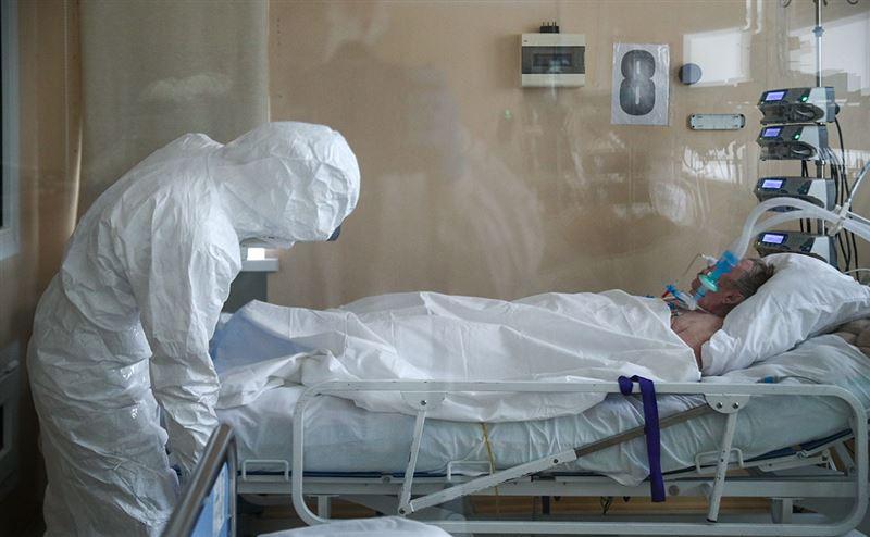 74 пациента умерли от коронавируса и пневмонии в Казахстане