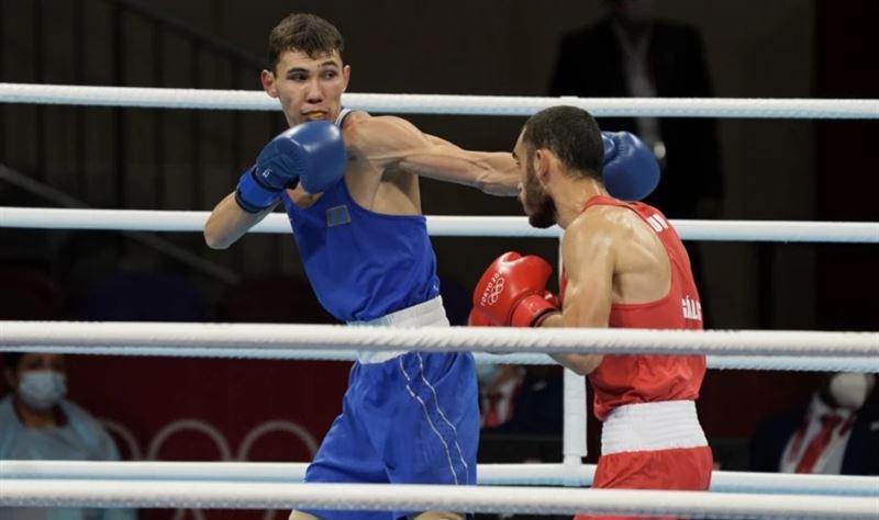 С победы начал свое выступление на Олимпиаде казахстанский боксер Серик Темиржанов