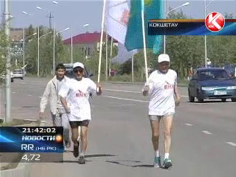 Жители Кокшетау посвятят 300-километровый марафон 300-летию Абылай-хана