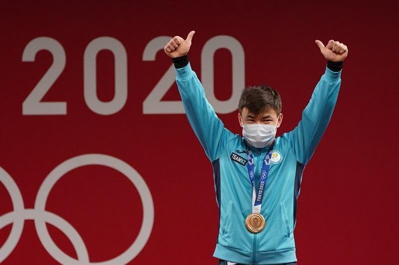Олимпиада жеңімпаздары мен жүлдегерлеріне масканы шешуге рұқсат етілді