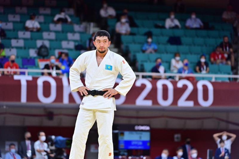 Дзюдошы Жансай Смағұлов Олимпиаданы жүлдесіз аяқтады
