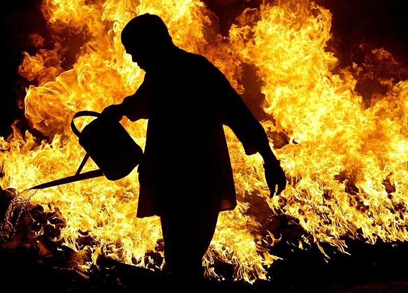 Домушник поджег квартиру, которую ограбил