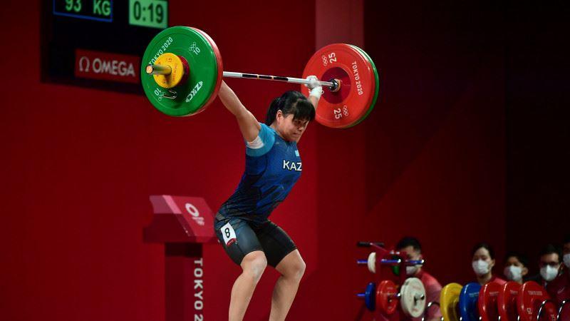 Токио-2020: Зульфия Чиншанло қола медаль алды