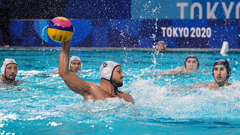 Ватерполисты из Казахстана проиграли на Олимпийских играх