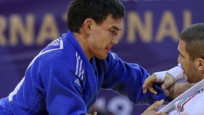 Дзюдошы Ислам Бозбаев Олимпиаданы жеңіспен бастады