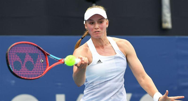 Теннисистка из Казахстана попала в полуфинал Олимпийских игр
