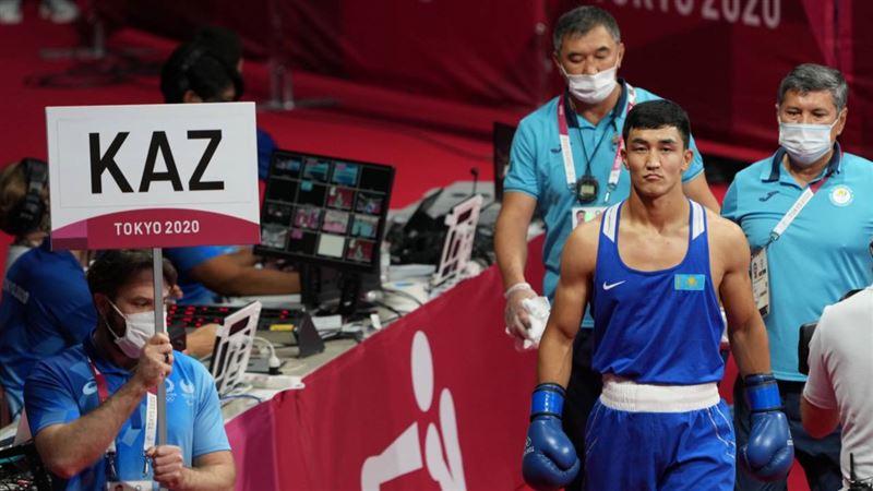 Казахстанский боксер одержал победу на Олимпийских играх