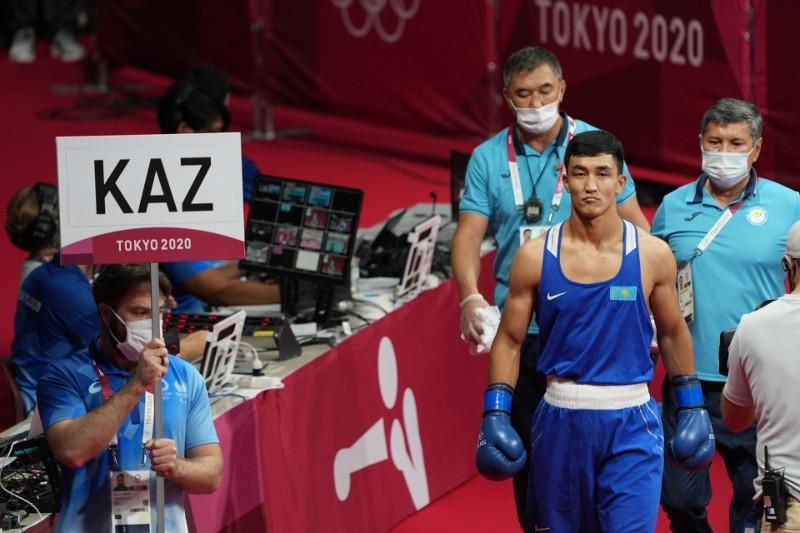 Әбілхан Аманқұл Токио Олимпиадасын жеңіспен бастады