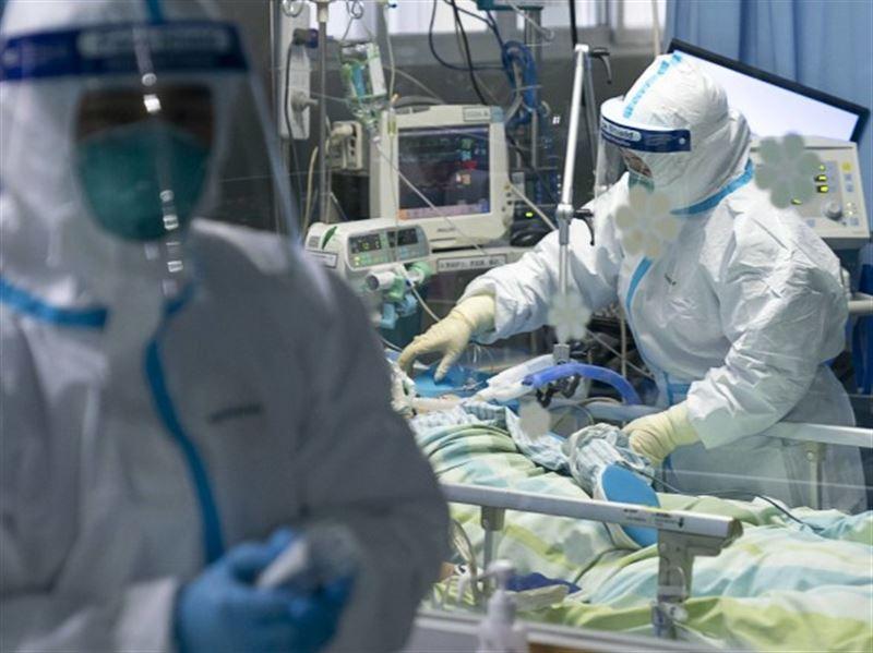 Алматы грозит четвертая волна коронавируса