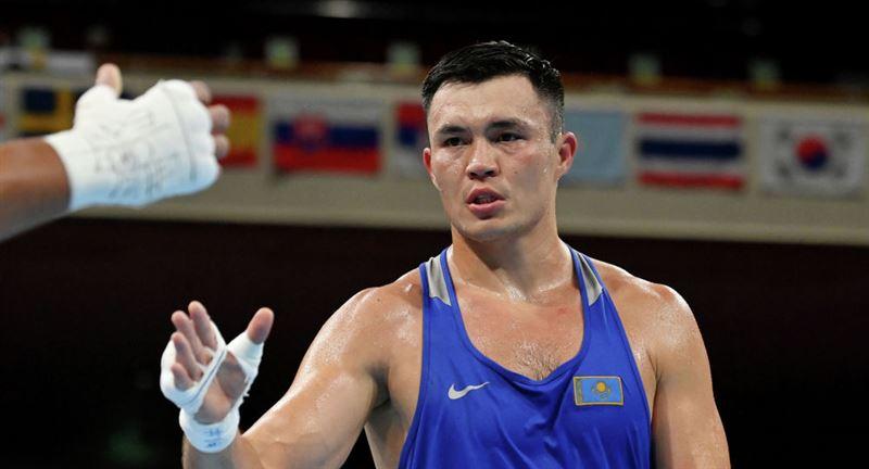 Боксер Кункабаев стартовал с победы на Олимпийских играх