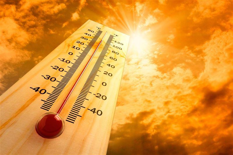 Жара до 43 градусов надвигается на Казахстан