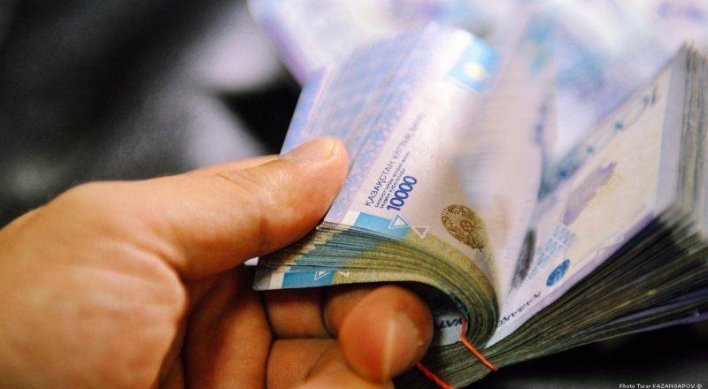За взятки от нарушителей карантина задержан глава отдела предпринимательства Талдыкоргана