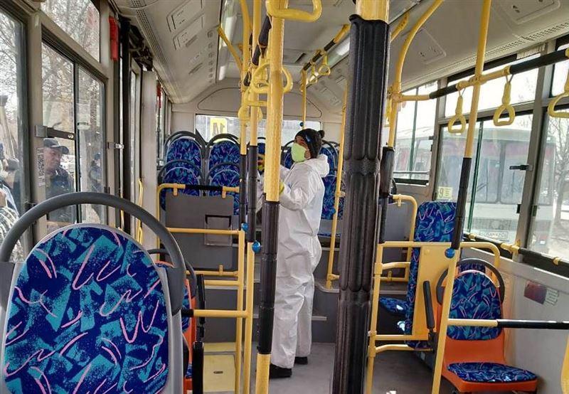 Елордада сенбі және жексенбі күндері автобустар жүрмейді
