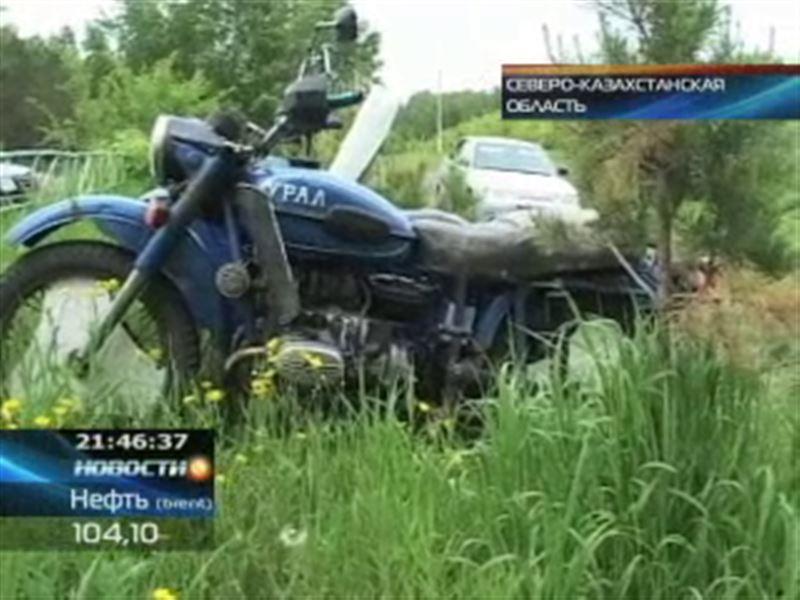 Сельский изобретатель продал свой чудо-мотоцикл, а потом его же и украл